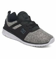 DC SHOES WOMENS TRAINERS.NEW HEATHROW SE GREY SPORT ATHLETIC GYM SHOES 7S/22/BCG