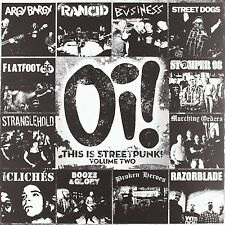 OI! THIS IS STREETPUNK! VOL.2  VINYL LP NEU