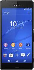 Sony Xperia Z3 Black - Akzeptabel - (D6603)