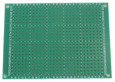 210 Pcs Single Sided Universal Pcb Proto Prototype Perf Board 68 6x8 Cm