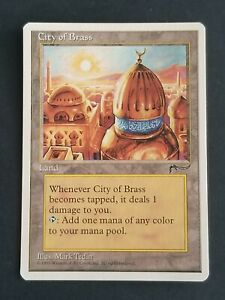 Magic the Gathering Card Chronicles MTG Rare City of Brass