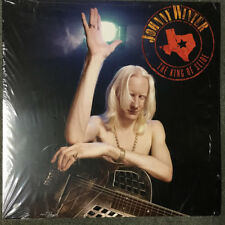 Johnny Winter ‎The King Of Slide live new red rsd 2010 fast free ship in us 2999