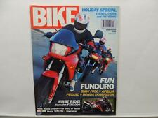 March 1994 BIKE Magazine BMW F650 Aprilia Honda Yamaha CB500 L11091