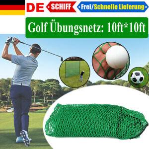 3x3M Golf Übungsnetz Golfnetz Trainingsnetz Target Net Training Feld Grün DE