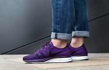 New Nike Flyknit Trainer Size 10 AH8396 500 Night Purple Brand Men