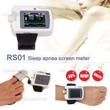 CONTEC Wrist Sleep apnea monitoring/SpO2 monitoring,SPO2 sensor.PC Software
