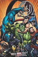 New Avengers by Jonathan Hickman Vol. 2 (HC) Hickman, J