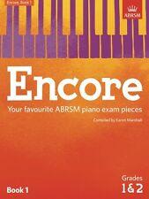 Encore Book 1 (Grades 1&2) ABRSM Piano - Same Day P+P