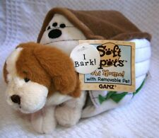 Ganz Soft Spots at Home H10591 Barking Dog & House Plush with tags