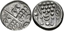 CELTIC Durotriges Uninscribed Coinage Circa 65 BC-AD 45 AR Stater VF Ex CNG