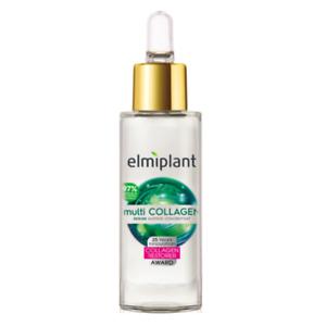 Elmiplant Bioten Multi Collagen Anti-Wrinkle Concentrated Face Serum Natural ...