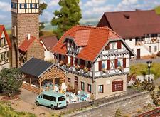 Faller H0 130438 Gasthaus Sonne mit Laube #NEU in OVP##