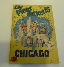 NOV9 --  LES  PIEDS NICKELÉS   N° 31   édition originale 1957