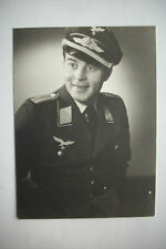 Signed Luftwaffe WWII ME-163 Rocket Fighter Jet Pilot MANO ZIEGLER *Photo & Book