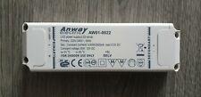 LED Driver  Anway AW01-0022 NEU   30W.  2500ma.