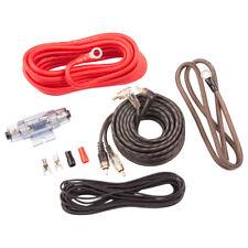 GROUND ZERO GZPK-10XLC 10mm² Auto/Carhifi Stromkabel-Set für Endstufe/Subwoofer