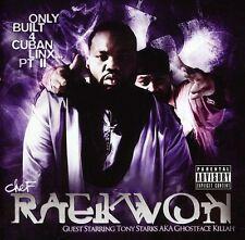 Only Built 4 Cuban Linx Pt Ii - Raekwon (2009, CD NIEUW)