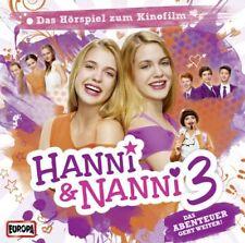 CD * HANNI & NANNI - HÖRSPIEL ZUM FILM 3 # NEU OVP =
