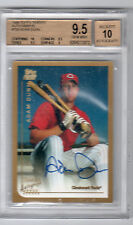 1999 TOPPS TRADED AUTO ADAM DUNN RC BGS 9.5 W/ 10 GREAT!