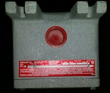 ADALET X1-30 1 hole pushbutton