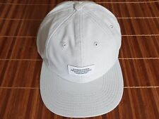 WeSC Men's Anti Fit Strapback Hat