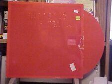 "Pet Shop Boys A Red Letter Day Red Vinyl Uk 12"""