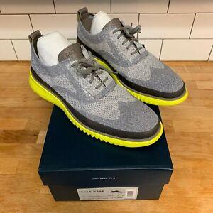 Cole Haan 2.ZERØGRAND Shoes Stitchlite Water Resistant Oxford Men's 7 c29519