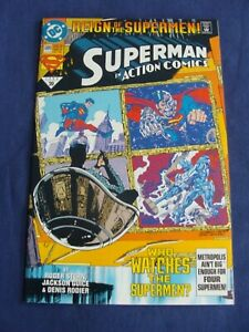 ACTION COMICS #689 DC Comics Modern NM High Grade 1993