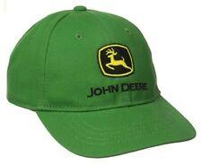 NEW John Deere Green Toddler Cap Ages 2T-4T  LP51345