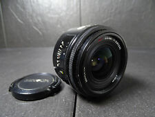 Minolta 28mm 1:2.8 AF for Sony Alpha  excellent vintage