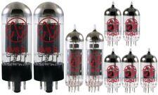 Egnater Rebel 30 - New PREM JJ ELECTRONIC Full Tube Replace Set