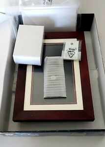 """New Digital Picture Frame 11.3"""" Brand HP Built in Speaker With Remote"""