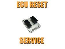 VAUXHALL OPEL BOSCH ME1.5.5 ME7.6 ENGINE ECU RESET SERVICE