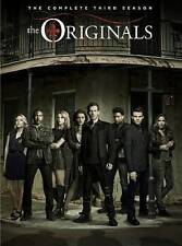 The Originals: Season 3, FREE SHIPPING, SEALED, 5 DVDs, CW, vampires, werewolves