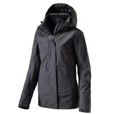 McKinley Damen Doppeljacke Maldon Jacket Women Jacke 3in1 Black Melange