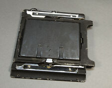 Pacemaker Speed & Crown Graphic 4x5 Graflok Spring Back w/Ground Glass & Hood