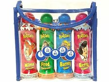Bingo Dauber Tote Bag - Set of 4 - 3oz (80ml) Flintstones Ink Daubers (K-3-FLT)