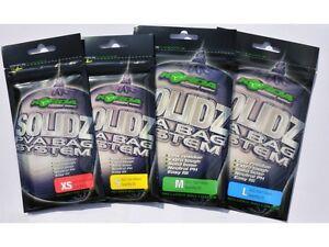 Brand New Korda Solidz PVA Bags - All Sizes