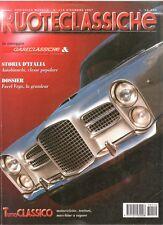 RUOTECLASSICHE 112  1997 MONDIAL 8 3.2, AUTOBIANCHI BIANCHINA, A 112, FACEL VEGA