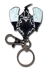 Soul Eater Shinigami w/ Arms Up PVC Key Chain Manga Licensed MINT