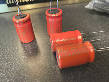 Black Gate Capacitor NOS 1500uF/10V PAIR! Perfect for Headphone amplifier. 2 x2