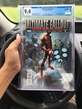 Ultimate Fallout 4 CGC 9.4 1st Print Miles Morlaes