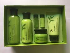 INNISFREE Green Tea Balancing Skin Care Set 3Items+Gift 3Items K-Beauty