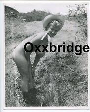 Virginia Bell Burlesque Star Stripper 1950 Nude 8 x 10 Photo By Roy Kemp