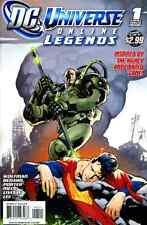 DC Universe Online Legends (2011) #1 VF/NM Ryan Sook Cover