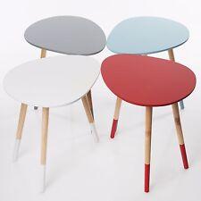 Beistelltisch Couchtisch Ablagetisch Tisch C140 Nierentisch 50x48cm Variation