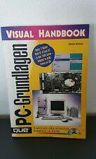 Visual Handbook PC-Grundlagen Ulrich Schulz Buch Handbuch Computer