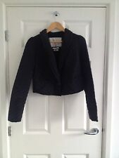 Cropped jacket by Auben & Wills, size 10
