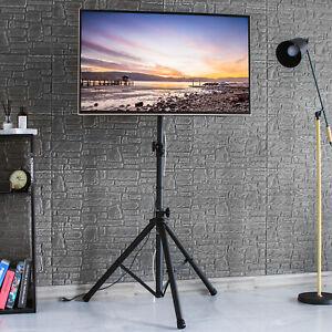 "Portable TV Tripod Floor Stand w/Swivel Tilt Mount for 35""-70"" TV VESA 600x400mm"