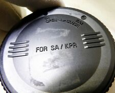 Sigma SA / KPR Rear Lens Cap genuine OEM